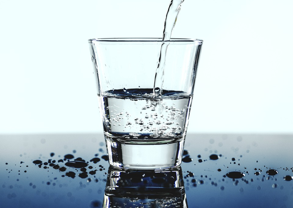 Drink 8 Glasses of Water a Day!
